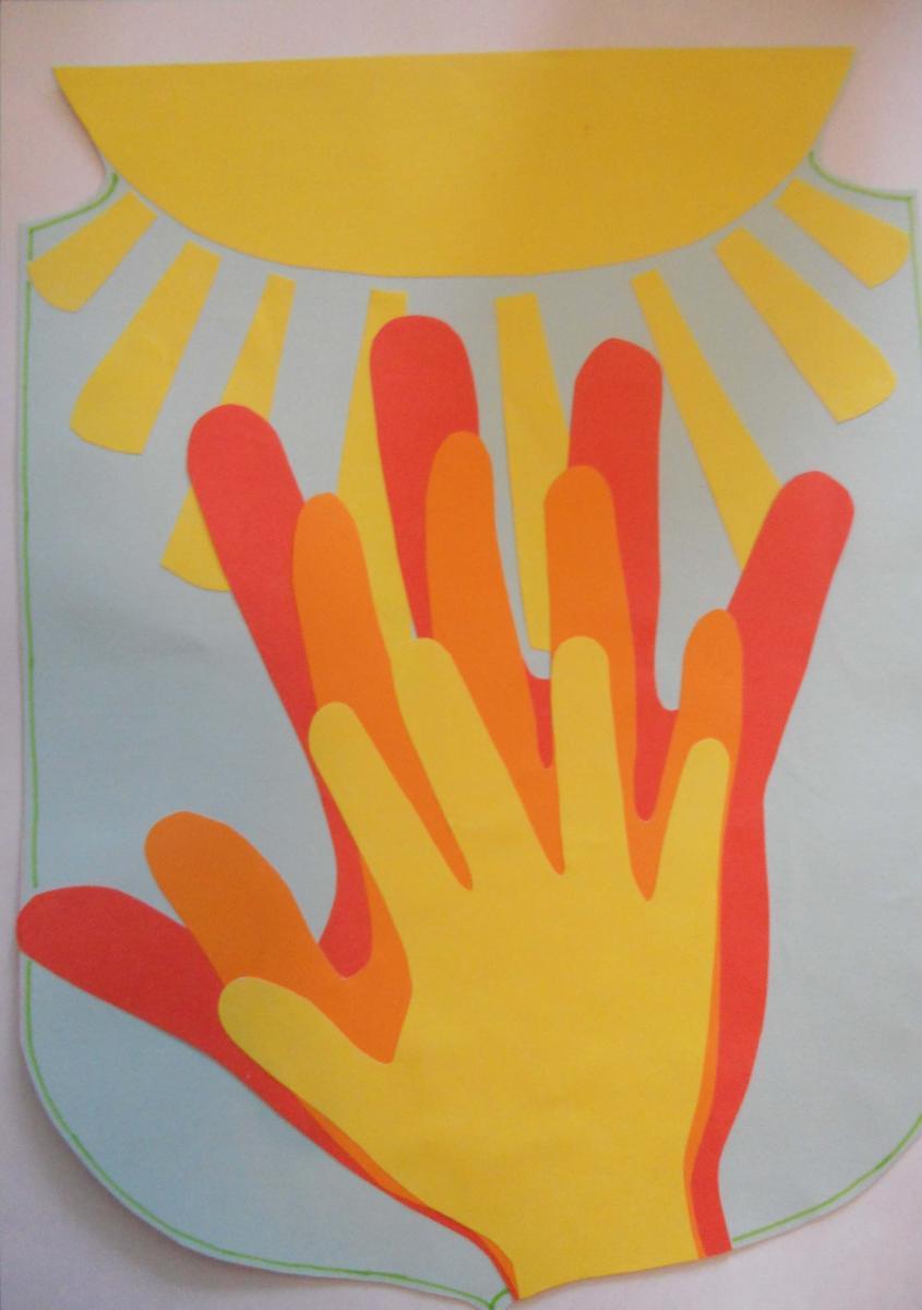 Эмблема семьи своими руками для детского сада